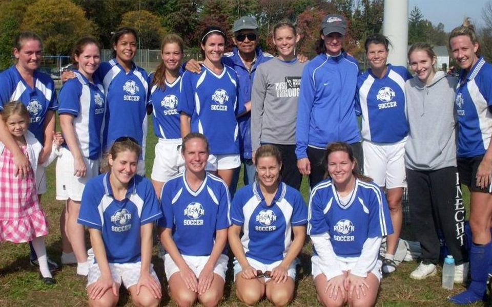 Roslyn Soccer Team